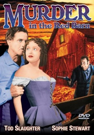 Murder In The Red Barn DVD Image