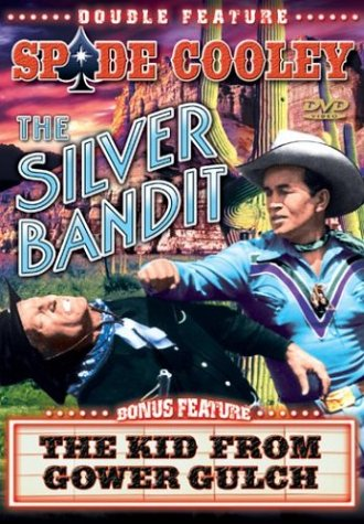Silver Bandit / The Kid From Glower Gulch DVD Image