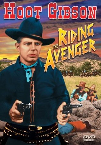 Riding Avenger DVD Image