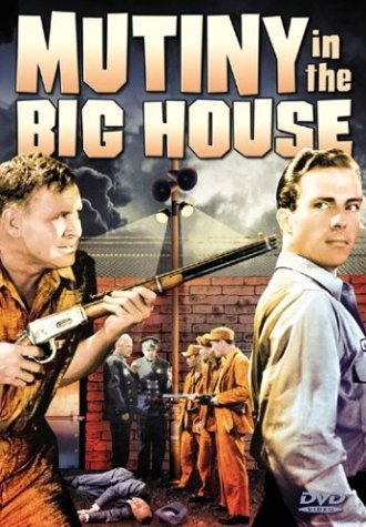 Mutiny In The Big House DVD Image