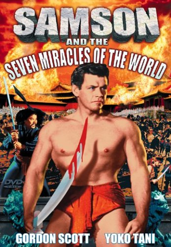 Samson And The Seven Miracles Of The World DVD Image