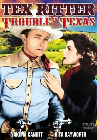 Trouble In Texas DVD Image