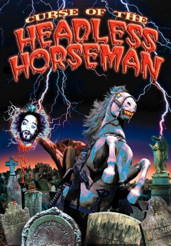 Curse Of The Headless Horseman DVD Image
