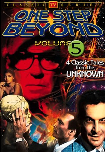 One Step Beyond (1959/ Alpha Video) #05 DVD Image