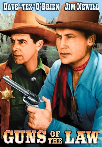 Guns Of The Law DVD Image