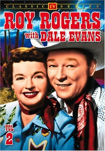 Roy Rogers Show (Alpha Video): Roy Rogers With Dale Evans, Vol. 2 DVD Image