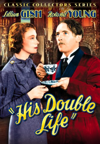 His Double Life DVD Image