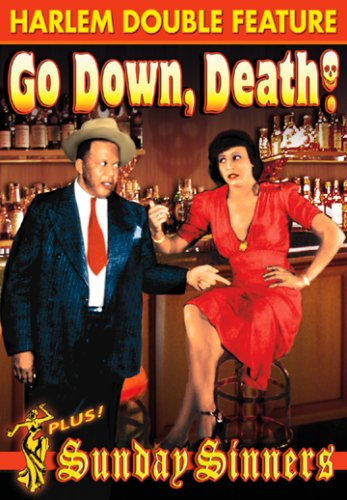 Harlem Double: Go Down Death / Sunday Sinners DVD Image