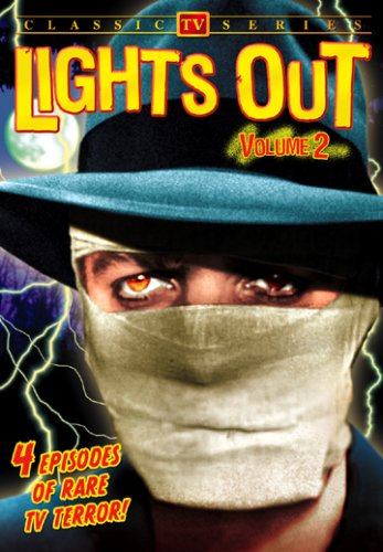 Lights Out! And Other Supernatural Tales: TV Classics, Vol. 2 DVD Image