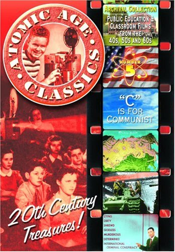 Atomic Age Classics, Vol. 5: 'C' is for Communist DVD Image