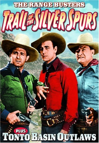 Tonto Basin Outlaw / The Trail Of Silver Spurs DVD Image