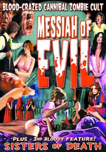 Messiah Of Evil / Sisters Of Death DVD Image