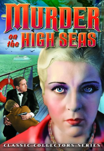 Murder On The High Seas DVD Image