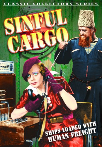 Sinful Cargo DVD Image