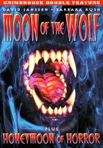 Grindhouse Double Feature (Alpha Video): Moon Of The Wolf / Honeymoon Of Horror DVD Image