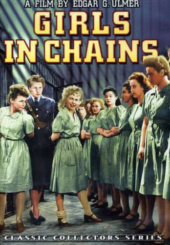 Girl In Chains DVD Image