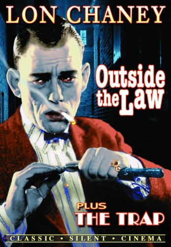 Lon Chaney Double Feature: Outside The Law / Trap DVD Image