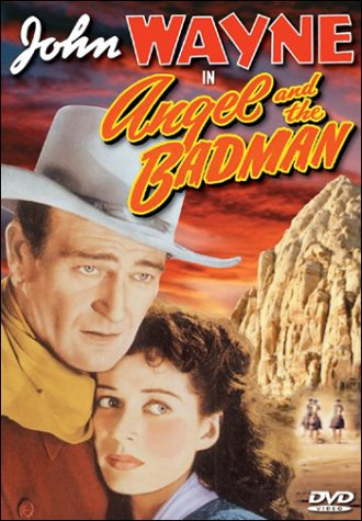 Angel And The Badman (Alpha Video) DVD Image