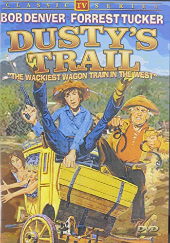 Dusty's Trail - Volumes 1-3 (3-DVD) DVD Image