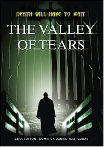 Valley Of Tears DVD Image