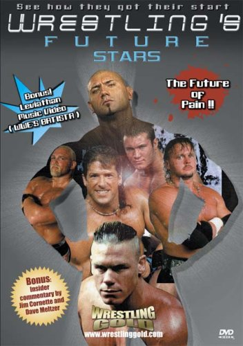 Wrestling's Future Stars (Special Edition) DVD Image
