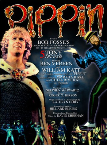 Pippin DVD Image