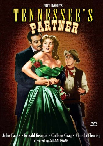 Tennessee's Partner DVD Image