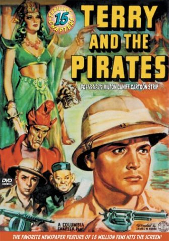 Terry And The Pirates (1940) DVD Image