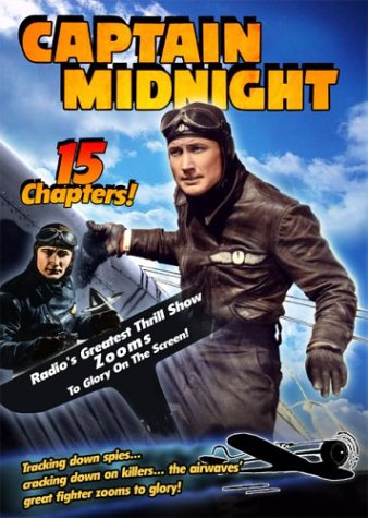 Captain Midnight (15 Chapters On 2-Disc) DVD Image