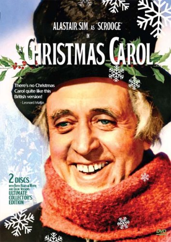 Christmas Carol (1951/ VCI/ Ultimate Collector's Edition/ 2-Disc) DVD Image