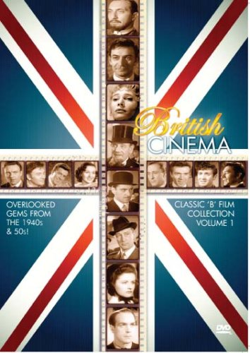 British Cinema, Vol. 1 (3-Disc): Girl In The News / The Frightened Man / Tread Softly Stranger / Siege Of Sidney Street / ... DVD Image