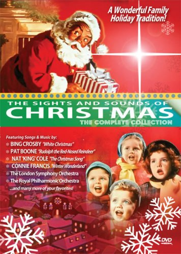 Sights And Sounds Of Christmas (UNK/ VCI) DVD Image