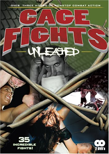 Cage Fights Unleashed #1 DVD Image