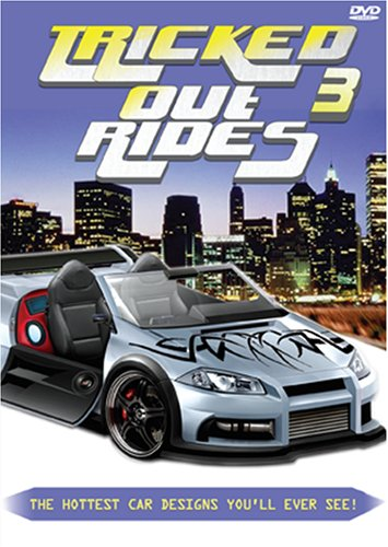 Tricked Out Rides 3 DVD Image