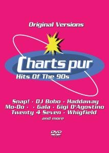 Charts Pur-Hits Of The 90s DVD Image