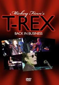 T-Rex: Back In Business DVD Image