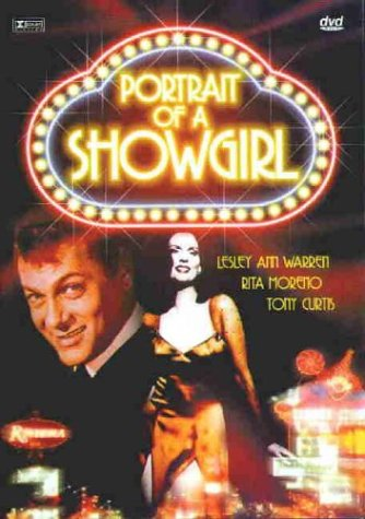 Portrait Of A Showgirl (Miracle Pictures) DVD Image