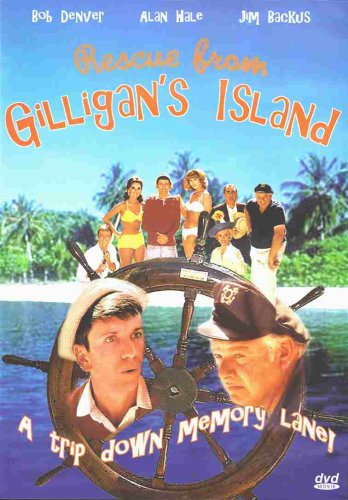 Rescue From Gilligan's Island (Miracle Pictures) DVD Image