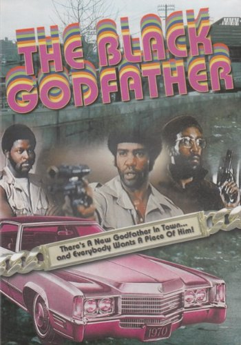 Black Godfather (Miracle Pictures) DVD Image