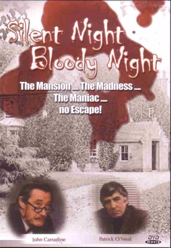Silent Night, Bloody Night (Miracle Pictures) DVD Image