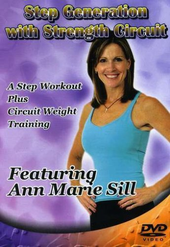Step Generation With Strength Circuit By Ann Marie Sill DVD Image