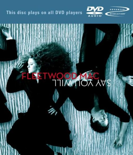 Fleetwood Mac: Say You Will (Audio-Only DVD) DVD Image