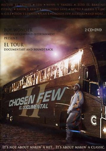 Chosen Few: El Documental II DVD Image