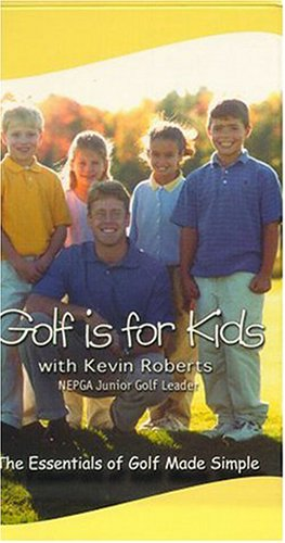 Golf Is For Kids DVD Image
