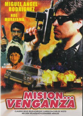 Mision...Venganza DVD Image