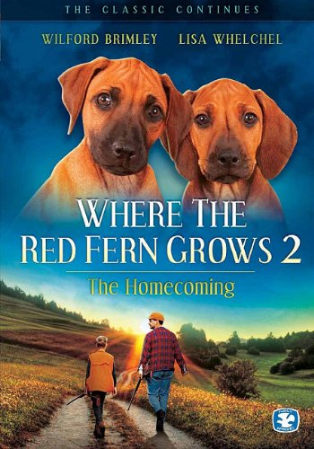 Where The Red Fern Grows: Part 2 (Alpha Omega) DVD Image