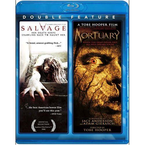 Salvage (Special Edition) / Mortuary DVD Image