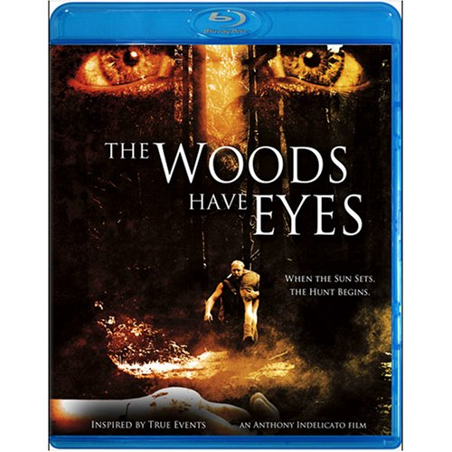 Woods Have Eyes (Blu-ray) DVD Image