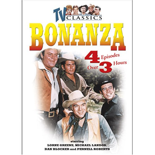 Bonanza (1959/ Platinum), Vol. 2: Showdown / San Francisco / The Mill / Escape To Ponderosa DVD Image