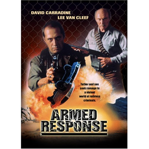 Armed Response DVD Image
